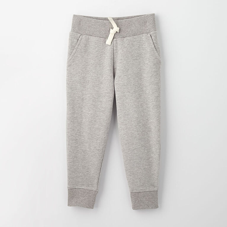 just chilling jogger, 12-18m - grey mix