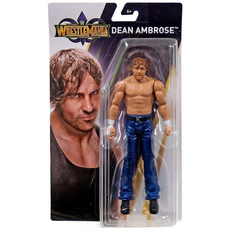WWE Wrestlemania Dean Ambrose Elite Action Figure