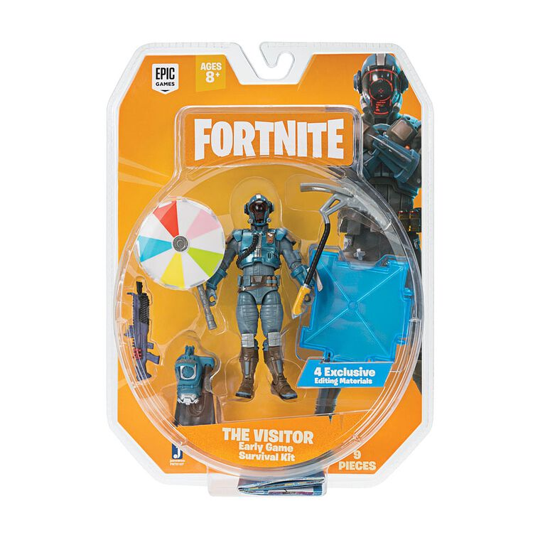 Fortnite Survival Kit - The Visitor