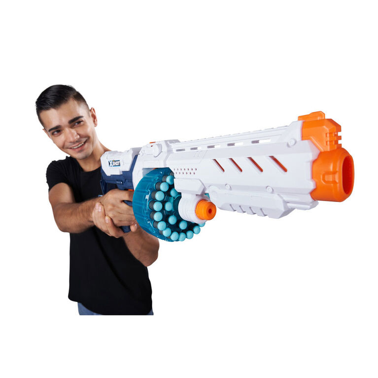 X-Shot Turbo Fire Foam Dart Blaster