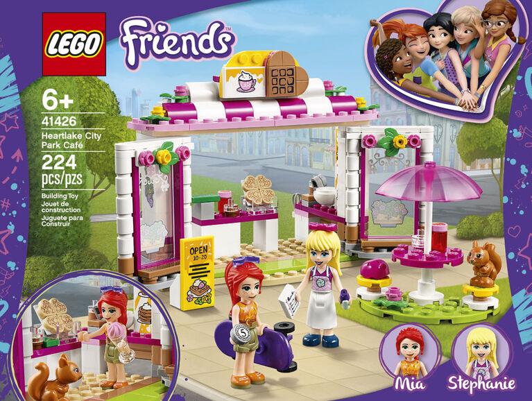 LEGO Friends Le café du parc de Heartlake City 41426