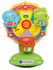 Lil' Critters Spin & Discover Ferris Wheel - French Edition