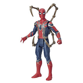 Marvel Avengers: Iron Spider 6-Inch-Scale Action Figure.