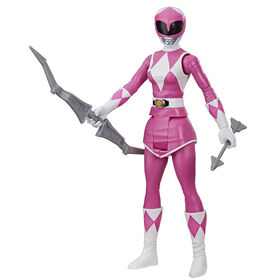 Power Rangers, figurine Mighty Morphin de 30 cm de la Ranger ros