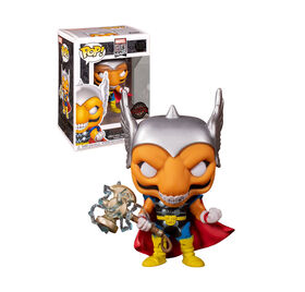 Funko POP! Heroes: Marvel Comics - Beta Ray Bill - R Exclusive