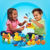 Mega Blocks ABC Learning Train