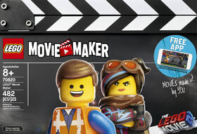 LEGO The LEGO Movie 2 LEGO Movie Maker 70820