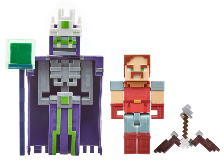 Minecraft - Dungeons Nameless One - Hal Figures