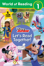 World Of Reading Disney Jr Lets Read - Édition anglaise