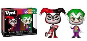 Funko Vinyl: DC Super Heroes - Harley Quinn and The Joker Vinyl Figure
