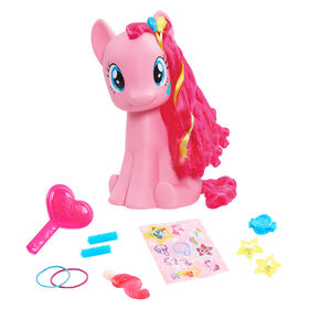 Poney de Coiffure My Little Pony - Pinkie Pie - R Exclusif