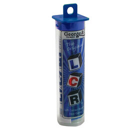 LCR - Left Center Right Dice Game - Blue
