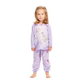 Disney 2 piece PJ set - True to myself - Frozen II Purple - Size 4