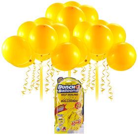 Bunch O Balloons self Sealing Party Balloons 24 Pk refill- Yellow