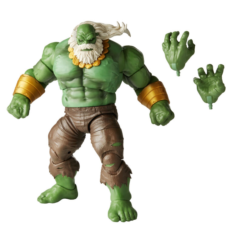 Hasbro Marvel Legends Series Avengers 6-inch Scale Maestro Figure and 2 Accessories