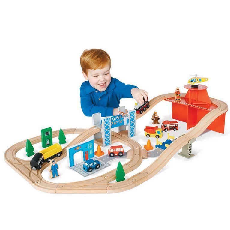 Imaginarium Rescue Train Set