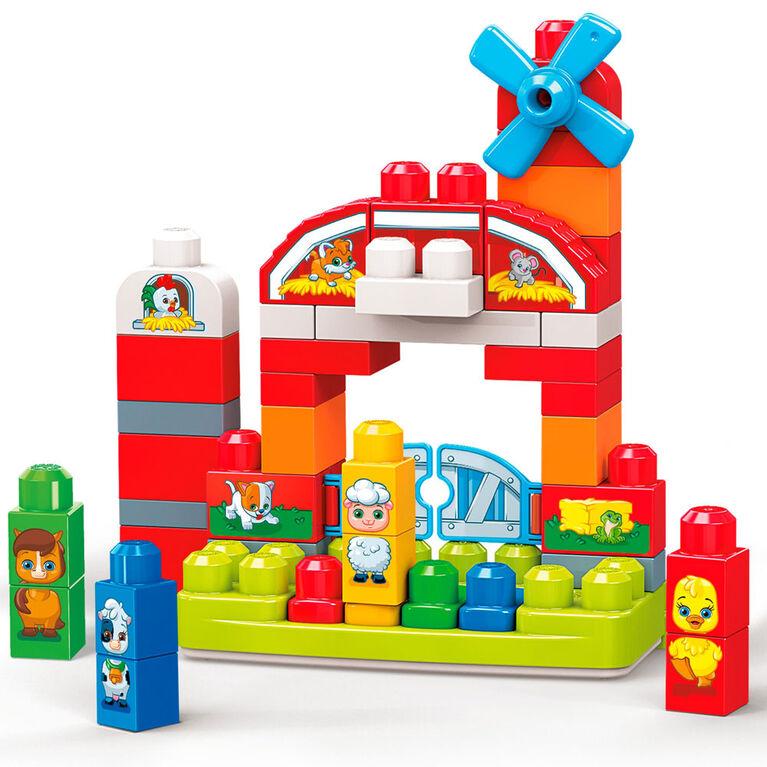 Mega Bloks Musical Farm Toys R Us Canada
