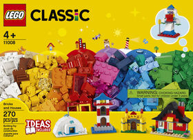 LEGO Classic Briques et maisons 11008