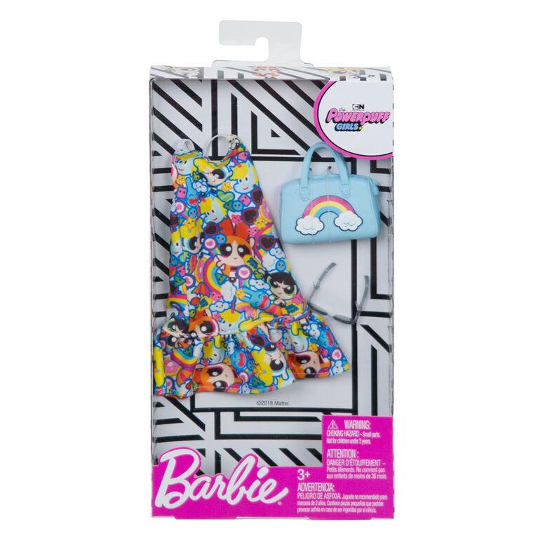 Barbie Powerpuff Girls Dress Fashion Pack Toys R Us Canada