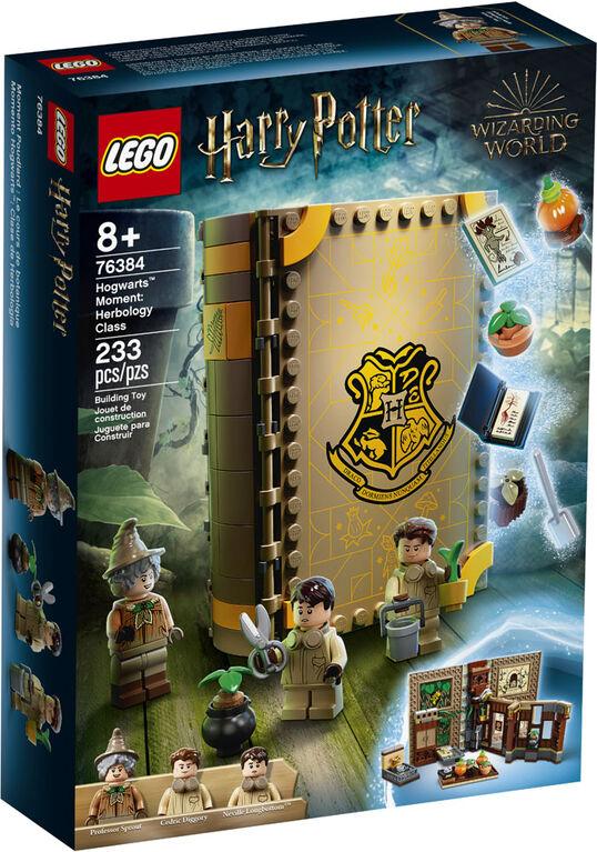 LEGO Harry Potter Hogwarts Moment: Herbology Class 76384