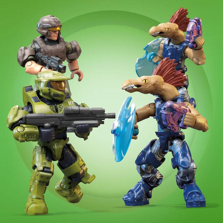Mega Construx Halo Warthog Rally