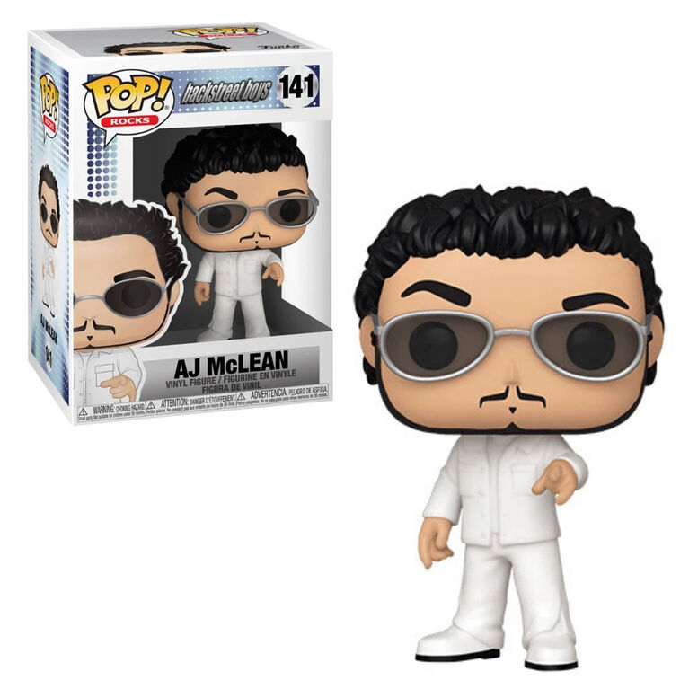 Funko POP! Music: Backstreet Boys - AJ McLean