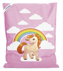 Gouchee Design - Little Bigbag Digital Print Beanbag - Unicorn Pink
