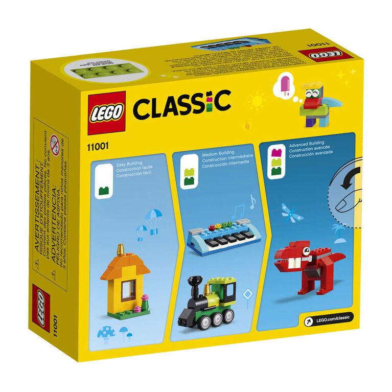LEGO Classic Des briques et des idées 11001