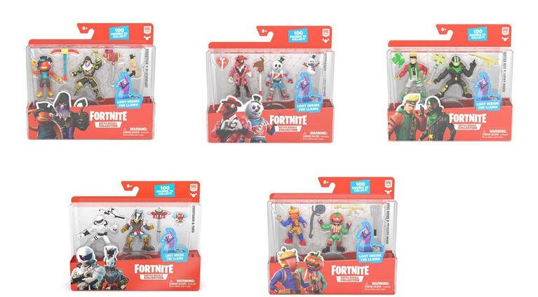 Collection Fortnite Battle Royale: Duo Pack (chacun vendu séparément)
