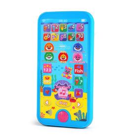 Pinkfong Baby Shark Tablet - Educational Preschool Toy - English Edition