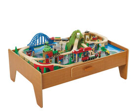 Imaginarium Express - Railway Adventure Train Set with Table