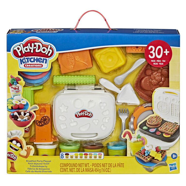 Play-Doh - Breakfast Party Playset - R Exclusive