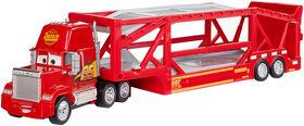 Disney/Pixar Les Bagnoles - Mack Transporteur Super lancement.