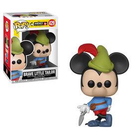 Figurine en vinyle Brave Little Tailor de Mickey's 90th par Funko POP!.