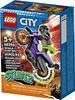 LEGO City Stuntz La moto de cabrage 60296
