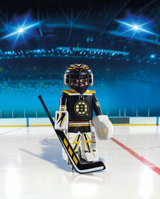 Playmobil - NHL Boston Bruins Goalie