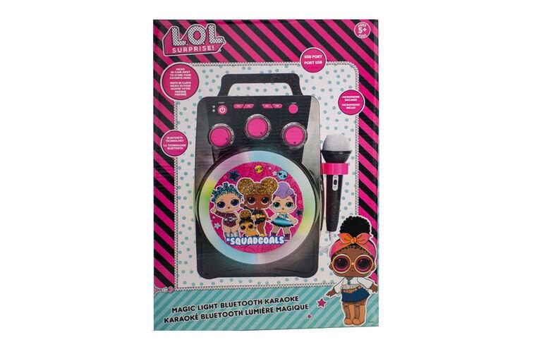 L.O.L. Bluetooth Karaoke