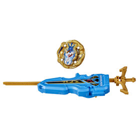 Beyblade Burst Rise Hypersphere Apocalypse Blade Set - Right/Left-Spin Launcher with Right-Spin Battling Top Toy