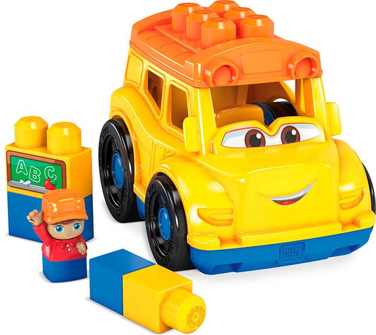 Mega Bloks Sonny School Bus