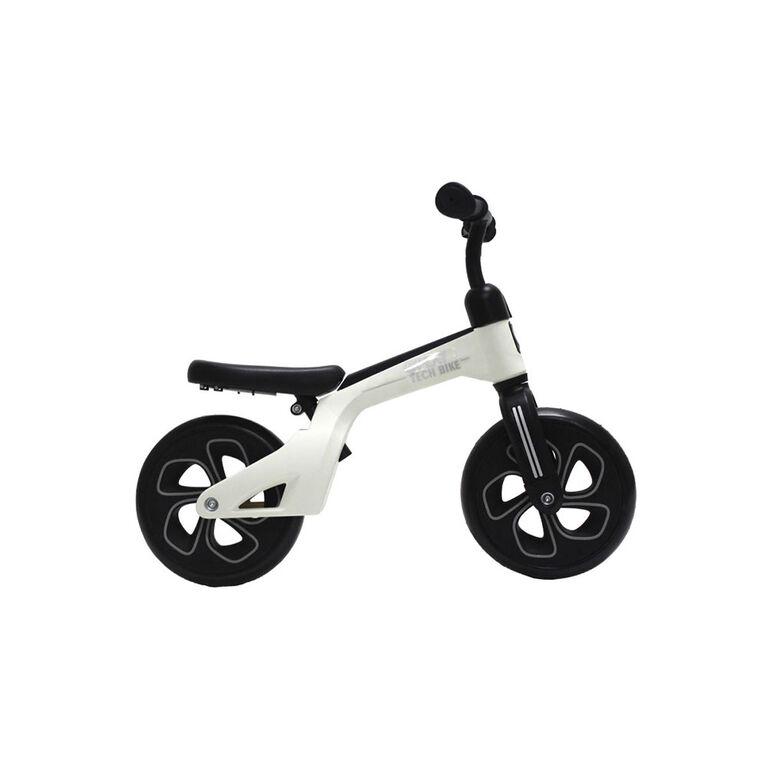 QPlay Balance Bike - White