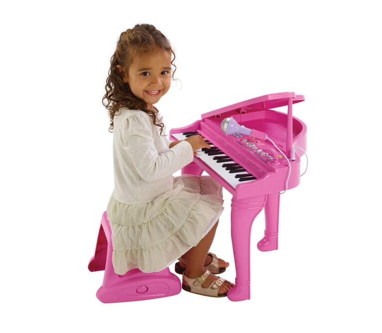 Imaginarium Preschool - Symphonic Grand Piano Set - Pink