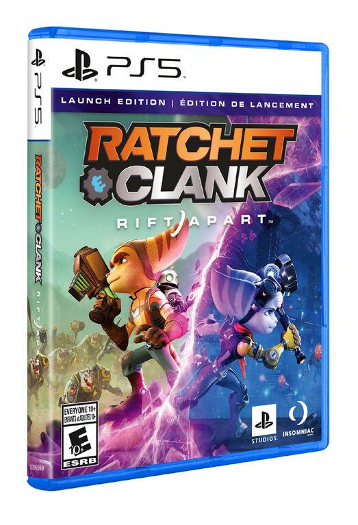 Playstation 5 - Ratchet & Clank Rift Apart - Launch Edition