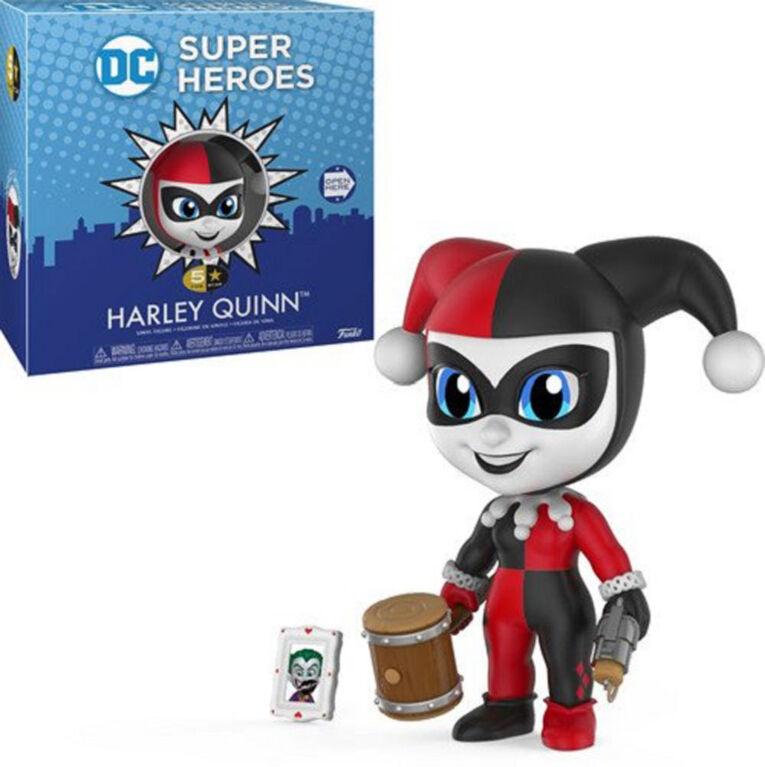 Funko 5 Star! DC Comics: DC Super Heroes - Harley Quinn Vinyl Figure
