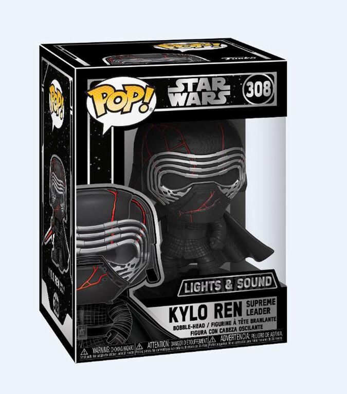Funko POP! Star Wars Lights & Sounds Kylo Ren