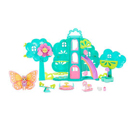 BABY born Surprise Treehouse Playset with 20+ Surprises and Exclusive Doll
