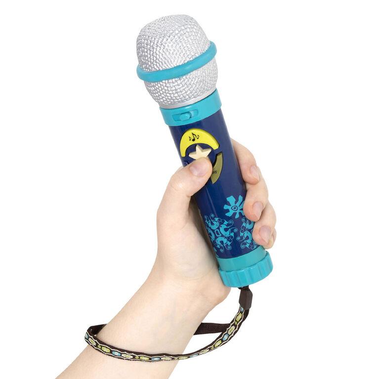 Okideoke, B. Toys Microphone interactif