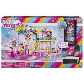 Party POP TEENIES - Coffret Poptastic Party avec confettis.