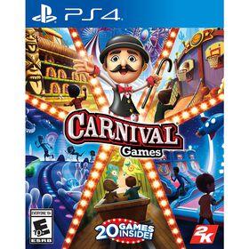 PlayStation 4 Carnival Games