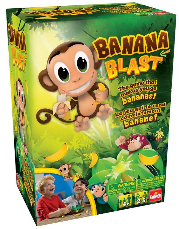 Goliath: Jeu de Banana Blast