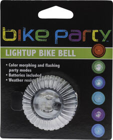 Bike Party Light Up Bell